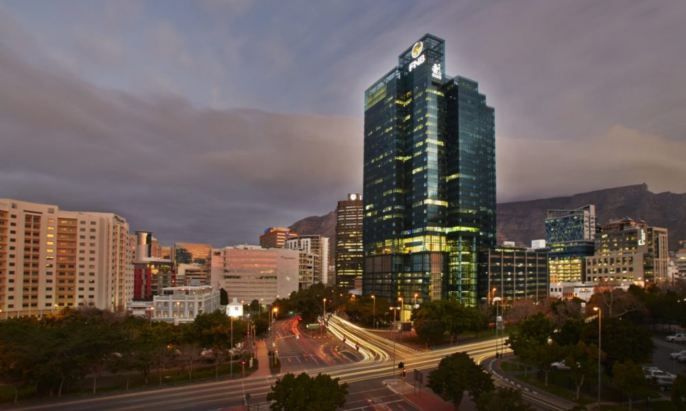 Portside - Cape Town at Dusk